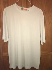 SETTE POINTI MEN'S CREW SHIRT DRESS SIZE XL SILK LIKE