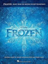Disney's - Frozen Soundtrack For Ukulele Book *NEW* Sheet Music, Songs, Uke