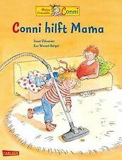 Conni-Bilderbücher, Band 8: Conni hilft Mama von Schneid...   Buch   Zustand gut