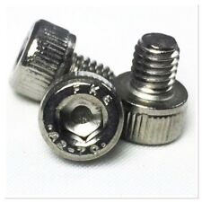 10 pcs DIN912 M3x12 A2 304 Stainless Steel Allen bolt Hex socket head cap screw