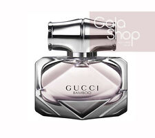GUCCI BAMBOO 50ML EAU DE PARFUM NATURAL SPRAY PROFUMO DONNA EDP SCATOLATO