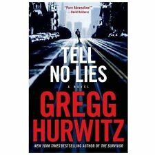 Tell No Lies by Gregg Hurwitz (2013, Hardcover)