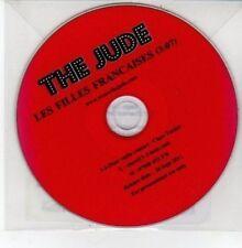 (DD730) The Jude, Les Filles Francaises - 2011 DJ CD