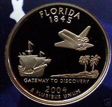 2004-S  Florida  Proof State Qtr. -  Ultra Deep Cameo!