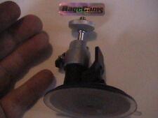 SUCTION CUP OMNI PAN TILT SWIVEL CCTV DASH CAM MOUNT WINDOW GRIP SECURITY
