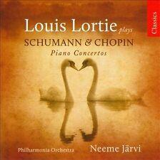 Louis Lortie plays Schumann & Chopin - Piano Concertos, New Music