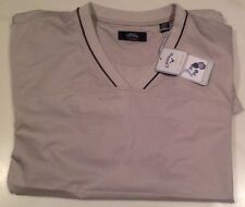 """""""CALLAWAY X SERIES GOLF WINDSHIRT"""" (NEW W/TAG) COLOR: STONE, SIZE: SM MSRP $75"""