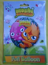 MOSHI MONSTERS  - FOIL HELIUM BALLOON - PARTY DECORATION - BNIP