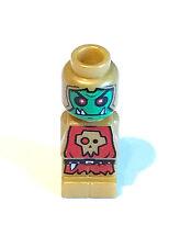 Figura Lego Micro-Rey Duendes X 1 (a partir de Set 3860 Castle Fortaan)