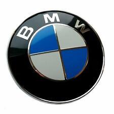 Logo BMW 82mm (capot ou coffre) (ENVOI RAPIDE SUIVI FRANCE)