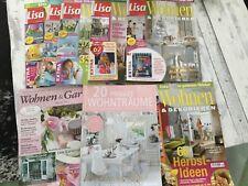8 x Lisa Wohnen & Dekorieren private Wohnträume Wohnen Garten Weihnachten deko