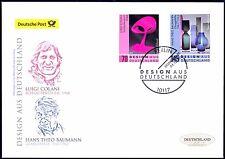 BRD 2016: Design aus Deutschland (I)! Post-FDC der Nr 3271 + 3272! 1702