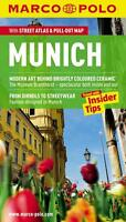 MARCO POLO English Travel Guide MUNICH with Insider Tips - Reiseführer Englisch