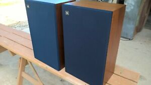JBL 4313 vintage speakers Recent Refoam!  LOCAL PICKUP ONLY