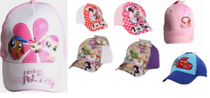 MINNIE Cap - Disney Kinder BaseCap Mütze Kappe 100% Baumwolle Gr. 52 - 54