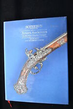 ARMES ANCIENNES COLLECTION  CHARLES DRAEGER SOTHEBYS 1987 FIREARMS GUNS