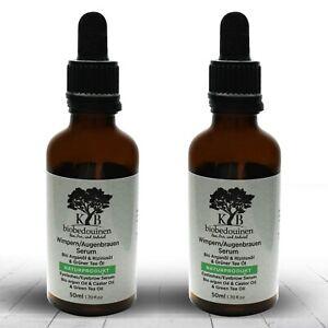 Arganöl Augenbrauen- und Wimpernöl mit Rizinusöl 100% Naturrein. 100 ml