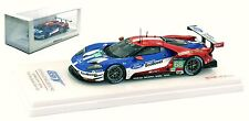 Truescale Ford GT #68 Chip Ganassi USA GTE Pro Class Winner Le Mans 2016 - 1/43