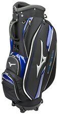 Mizuno Golf Men's Caddy Bag Light Style ST Light 5LJC180300 Black x Silver