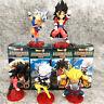 5pcs Dragon Ball Super Heroes World Collectable WCF Vol 5 Figure 9-11cm