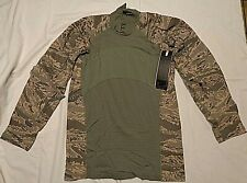 Massif Airman Battle Shirt USAF Air Force Camo Combat Size 2XL