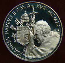 [NC] VATICANO - GIOVANNI PAOLO II 500 LIRE 1995 PROOF