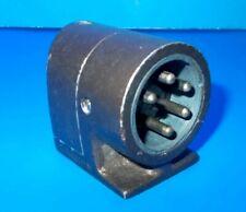 CANNON P5 Codo Conector Vintage Micrófonos Rca PHOTOPHONE 44 BX preamplificadores de tubo