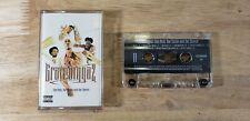 Gravediggaz The Pick Sickle & Shovel Cassette Tape Album RZA Wutang 1997 1st