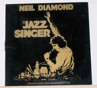 Neil Diamond - The Jazz Singer - Original 1980 Vinyl LP Record Album