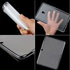 For Samsung Galaxy Tab 3/4/A/E/S/S2/S3 Thin Clear Matte TPU Gel Skin Case Cover