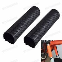 2 X Front Fork Cover Shock Absorbe Guard Dust Wrap For Husqvarna FC FE 250-450