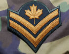 CANADIAN FORCES ARMY GARRISON DRESS MASTER CORPORAL MCPL RANK BADGE BUY 1 GET 1Canada: Modern - 25552