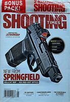 Lot of 2 2021 SHOOTING TIMES & PRECISION RIFLE SHOOTER Magazine NEW + Sealed