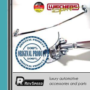 Wiechers Aluminium Strong Racing Line Front Strut Bar Brace Chevrolet Cruze 09-