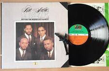 "Art & Music Collection 5 - Jan Voss Modern Jazz Quartet RARE 12"" Vinyl LP EX/VG"