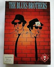 Amiga The Blues Brothers (Big Box Version) Complete With Instructions (See Pics)