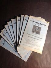 Kardec Allan - La Revue Spirite - 1935 - Siritualisme - Q1