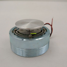 1pcs 50MM 4ohm 25W Vibration speaker Resonance Speaker(Equipped with Stickers)
