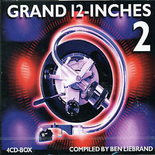 Grand 12-Inches, Vol. 2 by Ben Liebrand (4 CD SET)