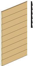 Dollhouse Classics  3/8 Clapboard, 10/Pk 24 Inches Long #CLA75455