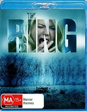 THE RING (2003 Naomi Watts)  -  Blu Ray - Sealed Region B