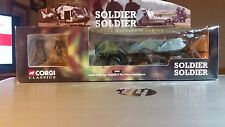 Corgi Soldier-Soldier Bedford MK High Dropside Truck W/2 Metal Soldiers #18901