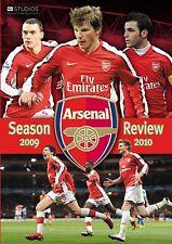 Arsenal FC Season Review 2009/2010 Mulit-region DVD 09/10