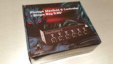 """Phobya pc Fan or Pump Controller 30Watt each Channel Single Bay 5,25"""""""