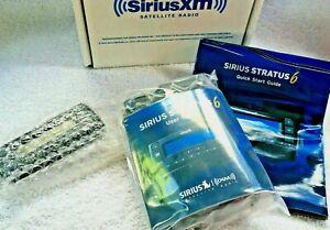 Sirius XM Stratus 6 Satellite Radio SDSV6V1 Manufacturer Refurbished/Sealed