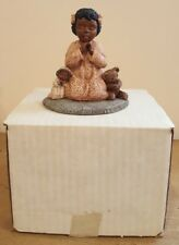 "All Gods Children ""Faith"" Martha Holcombe Figurine with box"