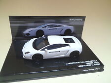 Minichamps 1:43 436103801  Lamborghini Gallardo LP 560-4  White 2008 OVP Neuware