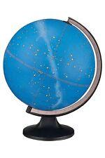 "Geographic Replogle Constellation 12"" Tabletop Globe w/ Illuminates & Black Base"