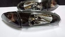 Proton Satria Persona Wira M21 Head Light Lamp 1 SET Signal Corner Crystal Smoke