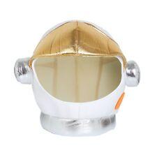 Adult Soft Felt Astronaut Helmet Fancy Dress Spaceman Accessory